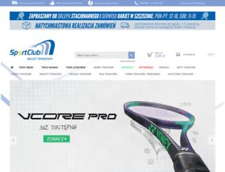 sportclub.com.pl screenshot