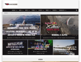 sportestremi.org screenshot