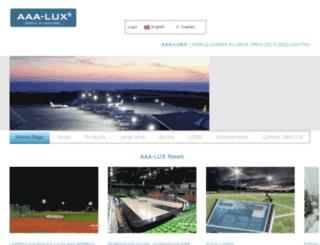 sportfieldlighting.com screenshot