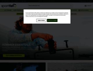 sportfish.co.uk screenshot
