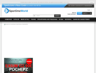 sportimeworld.it screenshot