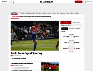 sporting.elcomercio.es screenshot