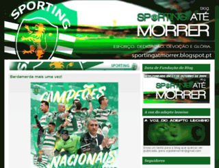 sportingatmorrer.blogspot.com screenshot