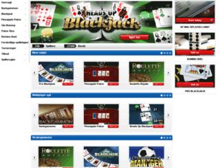 sportingbetdk.gameaccount.com screenshot