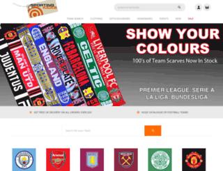 sportingkicks.co.uk screenshot