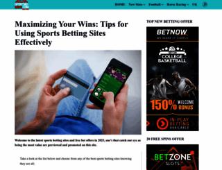 sportingways.com screenshot