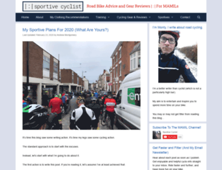 sportivecyclist.com screenshot