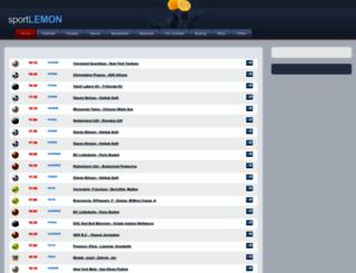 sportlemons.com screenshot