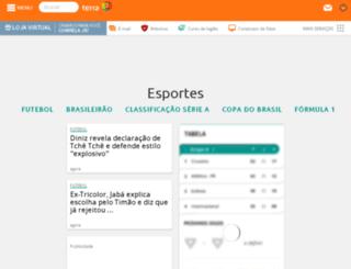 sportlife.terra.com.br screenshot
