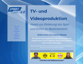 sportlive-tv.de screenshot
