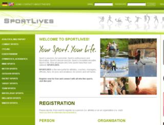 sportlives.net screenshot