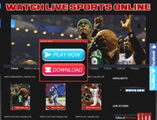 sportlivetv.tv screenshot