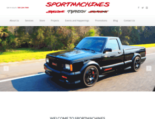 sportmachines.net screenshot