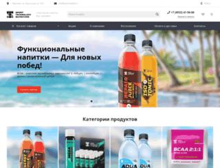 sportnapitki.ru screenshot