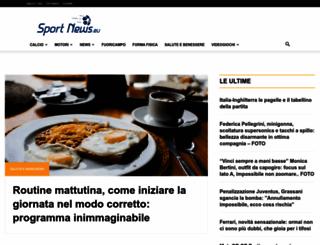 sportnews.eu screenshot