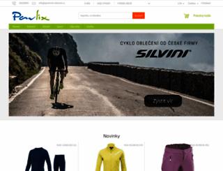 sportovni-obleceni.cz screenshot