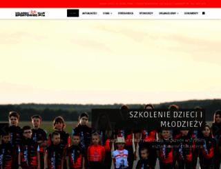 sportowiec.pila.pl screenshot