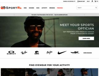sportrx.com screenshot