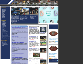 sports-gaming.com screenshot