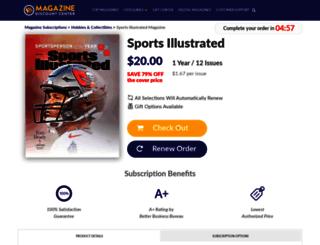 sports-illustrated.com-sub.biz screenshot