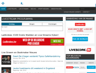 sports-livezz.com screenshot