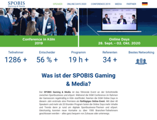 sports-media-summit.de screenshot