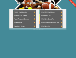 sports.com.ph screenshot