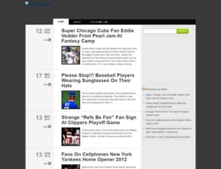 sports.feelnumb.com screenshot