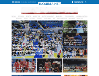 sports.inquirer.net screenshot