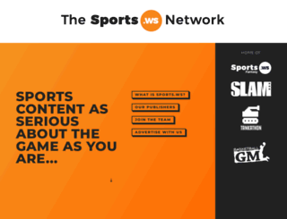 sports.ws screenshot