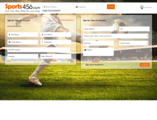 sports456.com screenshot