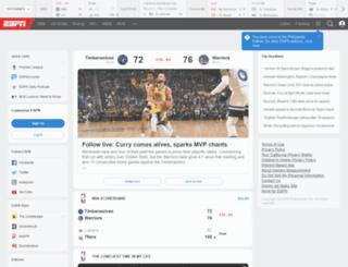 sports5.ph screenshot