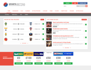 sportsbettingpro.co.uk screenshot