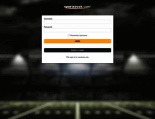 sportsbook.com screenshot