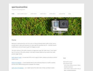 sportscamonline.com screenshot