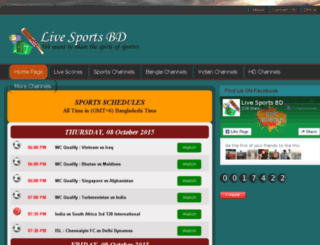 sportscenterbd.ml screenshot