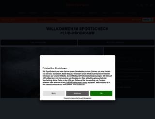 sportscheck-club.com screenshot