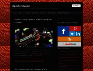 sportschump.net screenshot