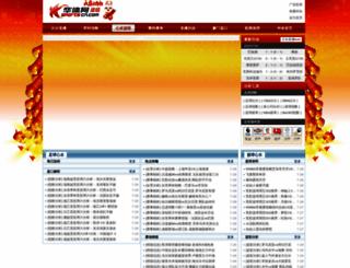 sportscn.com screenshot