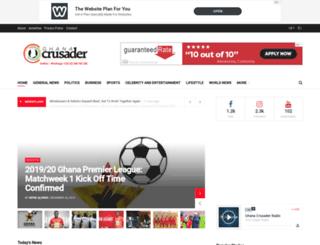 sportscrusader.com screenshot