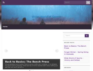 sportsdaddyblog.com screenshot