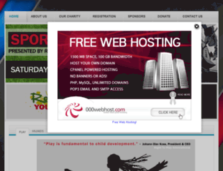 sportsday2013.ca screenshot