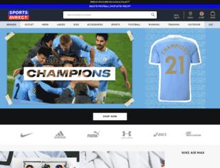 sportsdirectnews.com screenshot