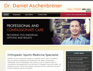 sportsdoctoraz.com screenshot