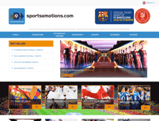 sportsemotions.com screenshot