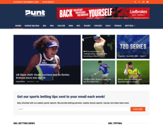 sportsfan.com.au screenshot