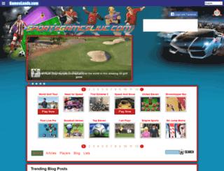 sportsgameslive.com screenshot