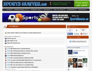 sportshunter.us screenshot