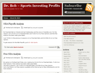 sportsinvestingprofits.com screenshot