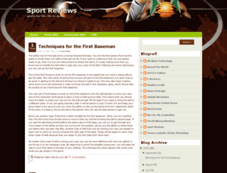 sportsitseasy.blogspot.com screenshot
